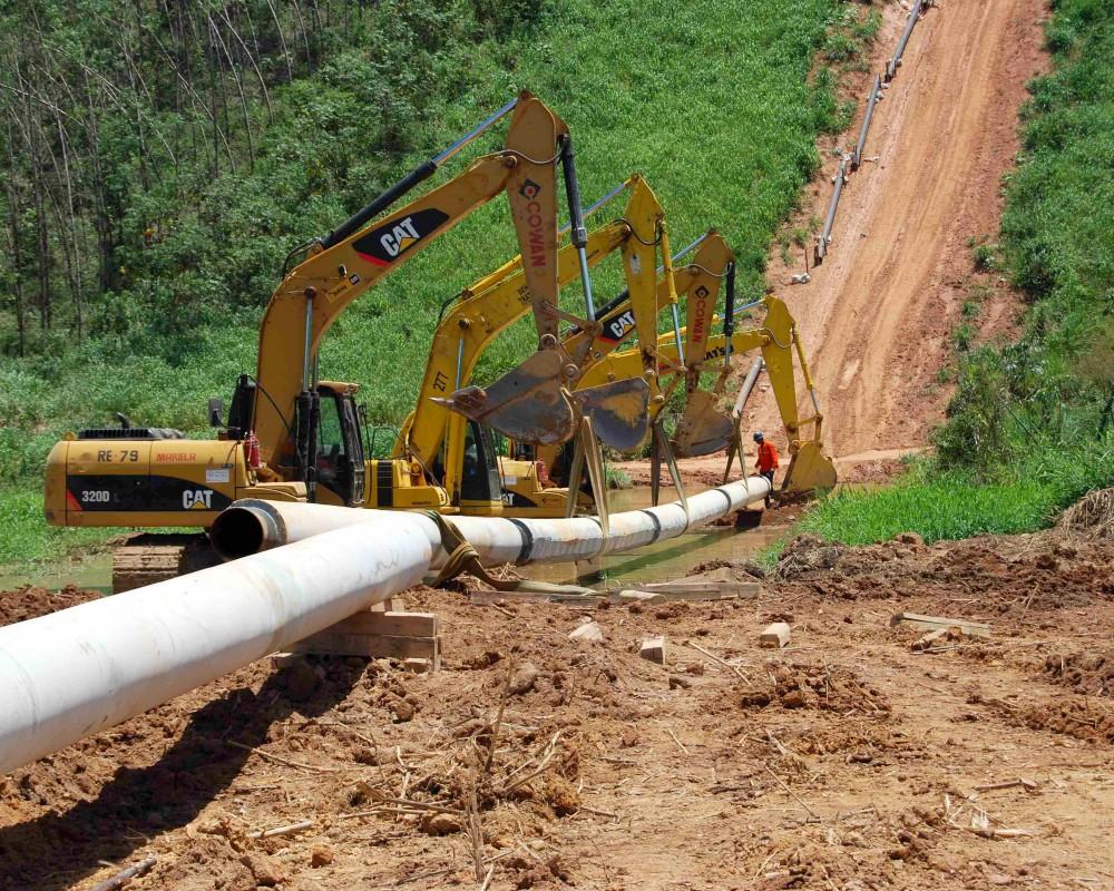 Gasoduto – Vale do Aço-MG